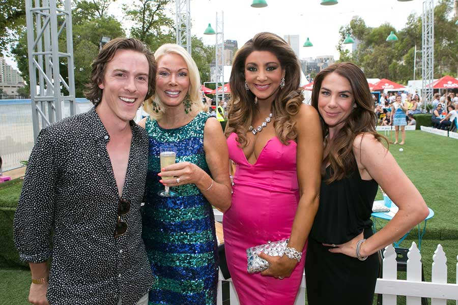 Nova FM Crew and The Real Housewives