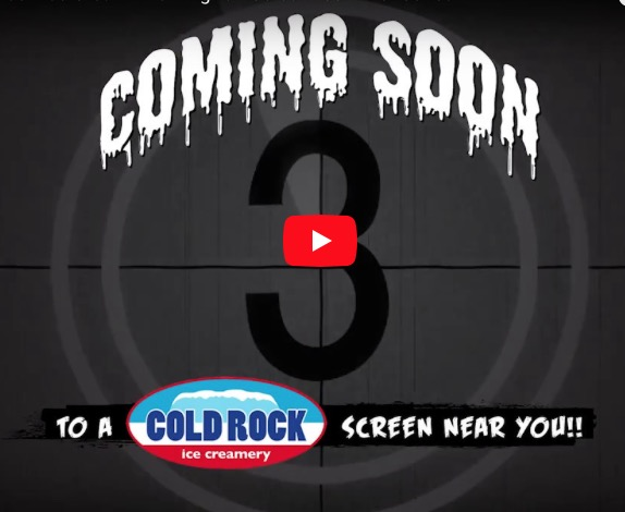 Cold Rock iScream Video Series