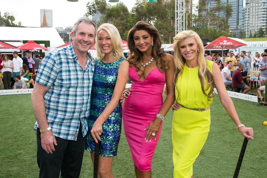 Nova Real Housewives and Neighbours
